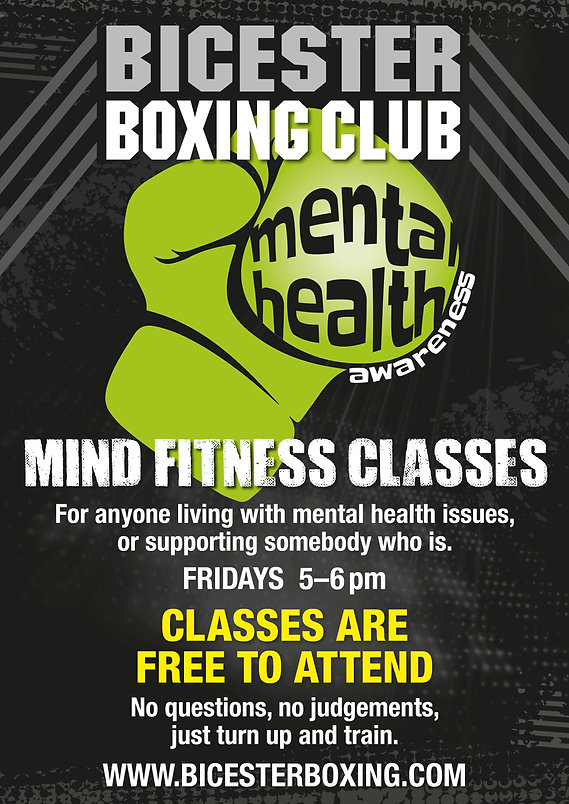 MIND FITNESS POSTER