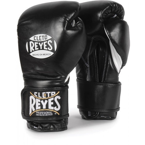 Cleto Reyes 16oz Sparring Gloves - Black