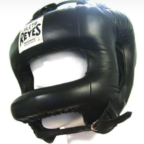 Cleto Reyes Round Bar Headguard