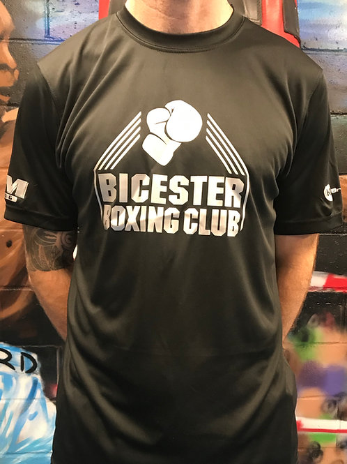Bicester Boxing Adult t-shirt - Black