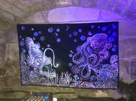 Anglerfish & Kraken