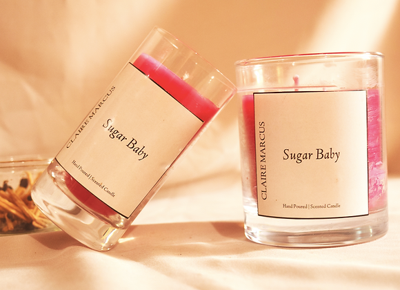 Sugar Baby Scented Candle