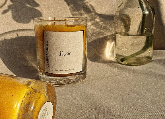 Jigotic Scented Candle