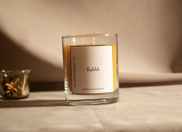 Rahhh Scented candle