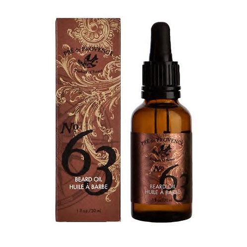 No.63 Beard Oil