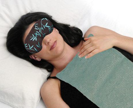 Sleep Mask Chocolate Bamboo