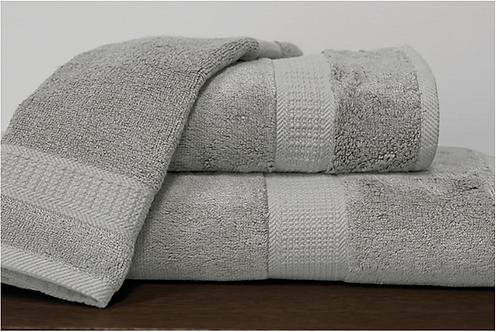 Grey Bamboo Towel