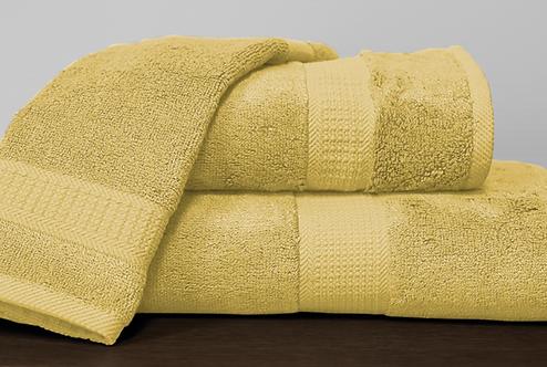 Butter Yellow Bamboo Towel
