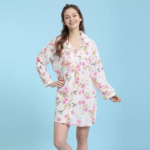 Cherry Blossom Nightshirt
