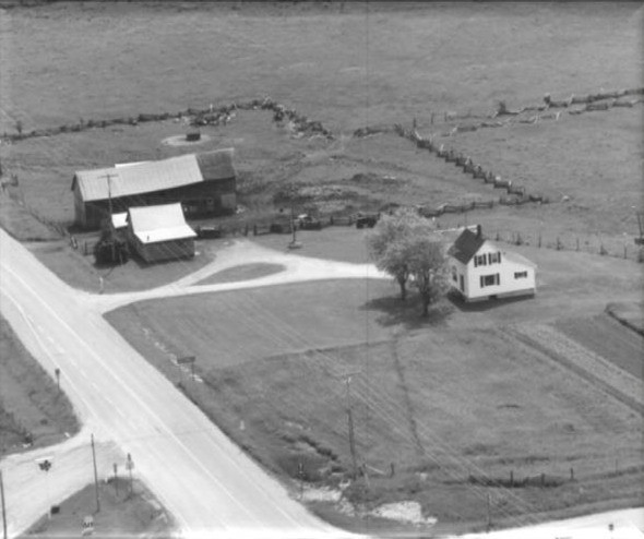 The Farm in the 50's