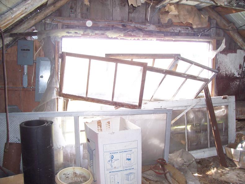 The Upstairs Windows