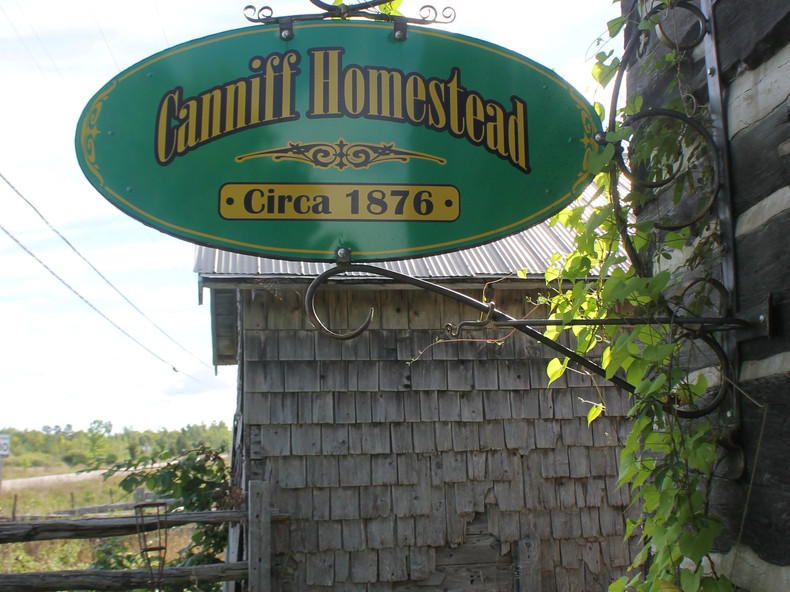 The Caniff Homestead
