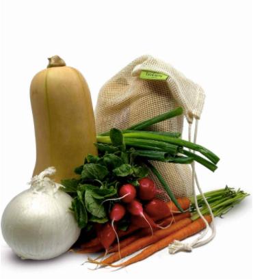 Reusable Produce Bags Set of 6