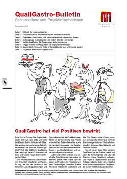 QualiGastro-Bulletin