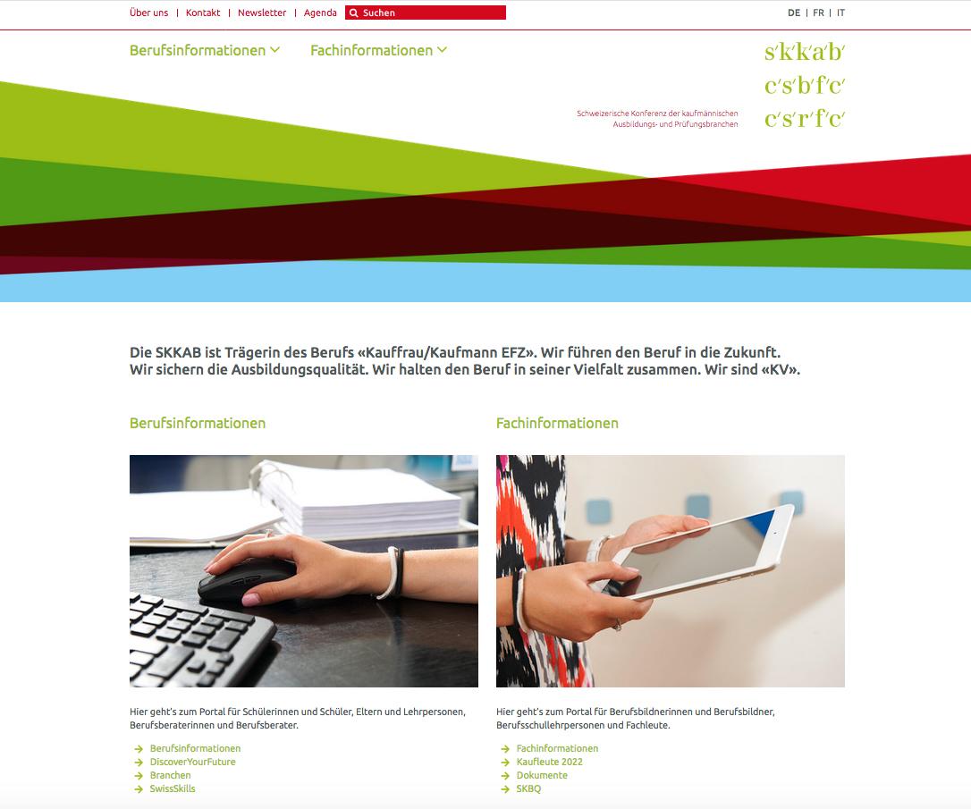 Website SKKAB