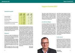 Jahresbericht Pro Senectute Kanton B