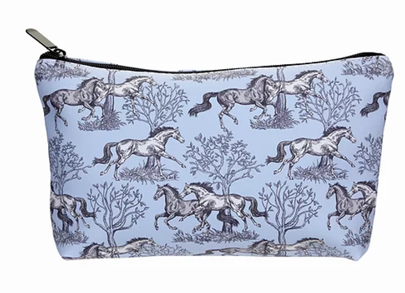 Galloping Horse Cosmetic Bag