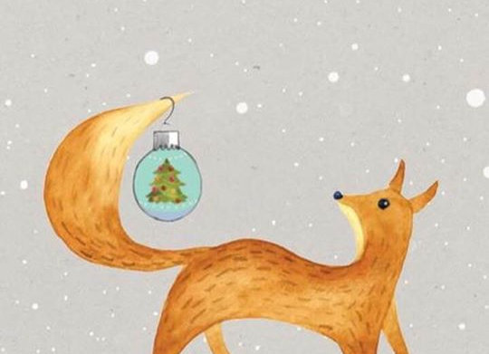Have yourself a Foxy Christmas