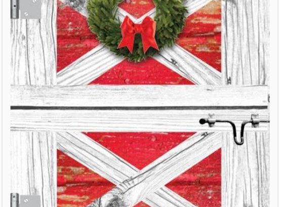 Holiday Dutch Door