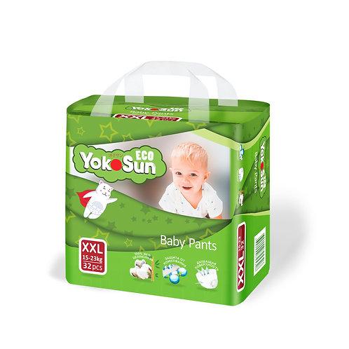 YokoSun Eco, трусики,  размер XXL (15-23 кг)