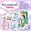 Thumbnail: Детские одноразовые пеленки YokoSun с липкой лентой для фиксации, 60x90см 10шт