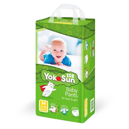 YokoSun Eco, трусики, размер М (6-10 кг)