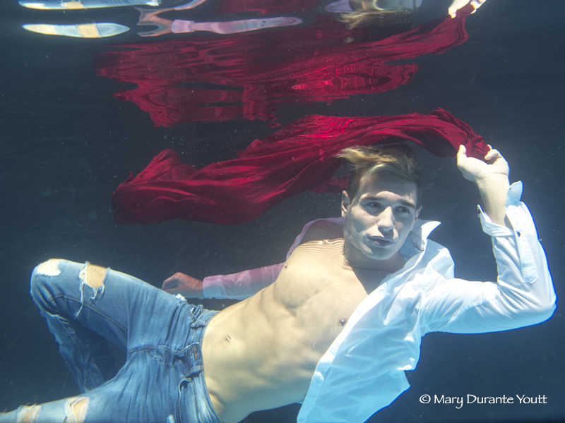 Underwater Shoot