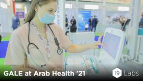 Building A Global Telehealth Business: GALE At Arab Health '21