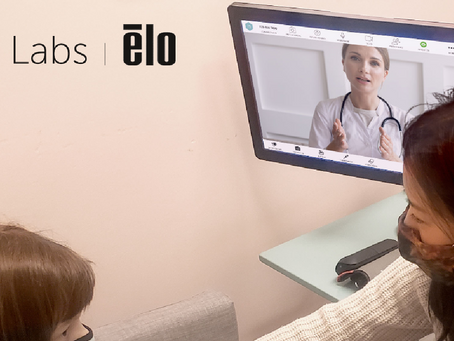 Elo and 19Labs Partner To Offer Next Generation Telehealth Kiosks