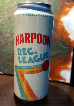 Rec League- Harpoon