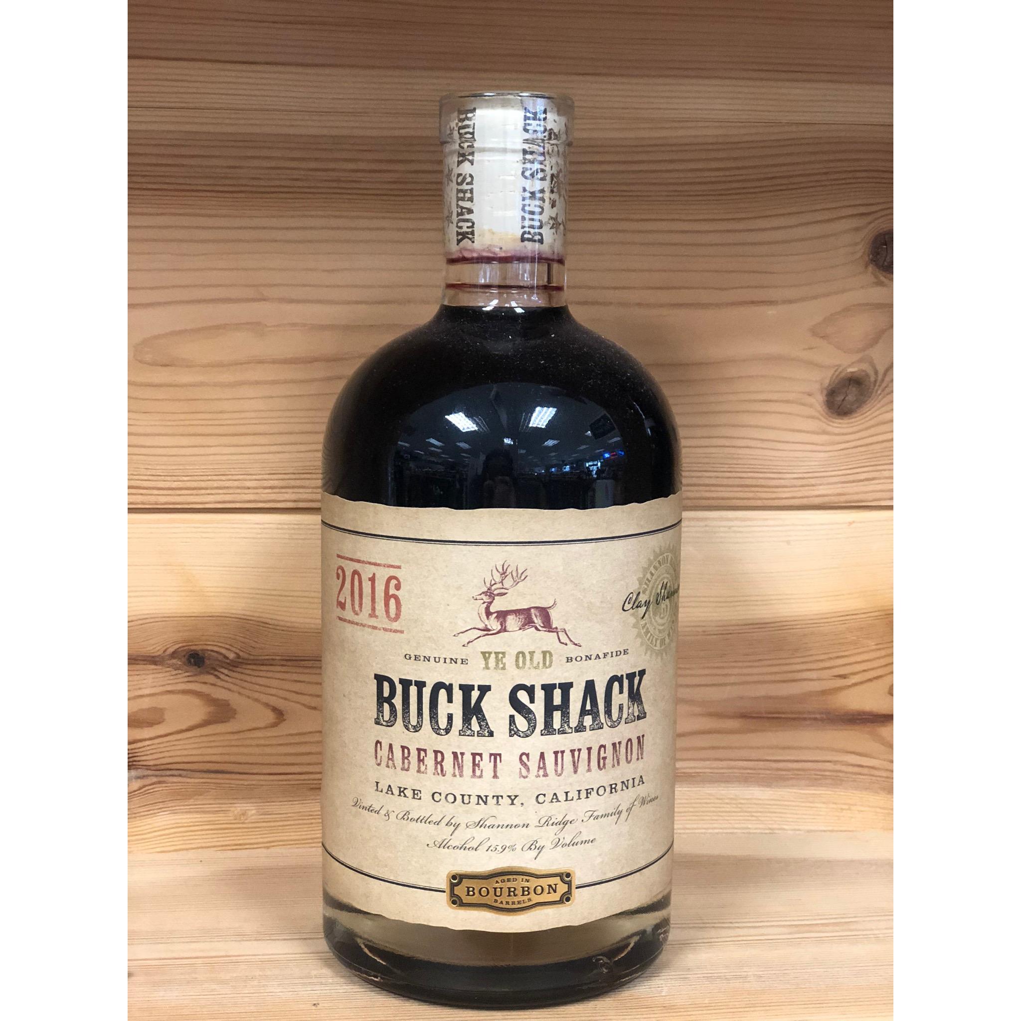 Buck Shake