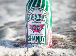 Del's Watermelon Shandy Narragansett Bre