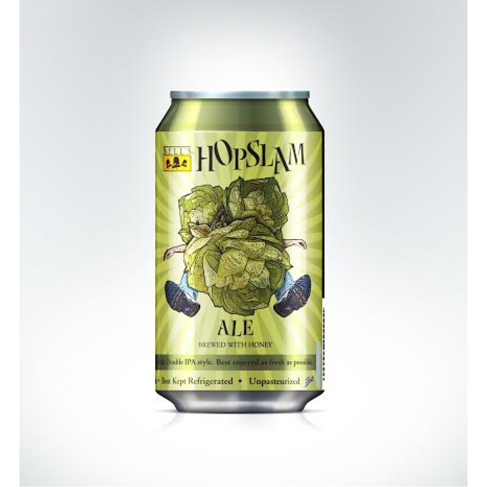 Hopslam Ale Double IPA - Bell's