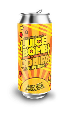 Juice Bomb- Sloop Brewing