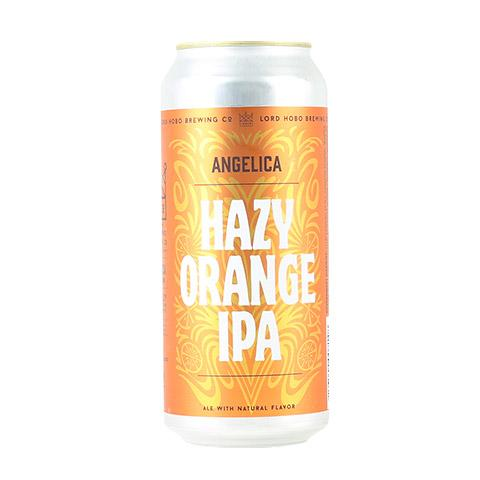 Angelica Hazy Orange IPA Lord Hobo Brewi