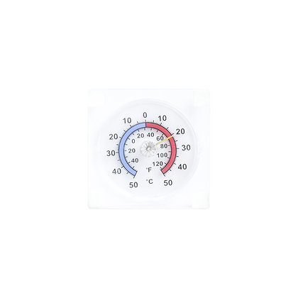CELSIUS OUT - Termómetro de ventana autoadhesivo