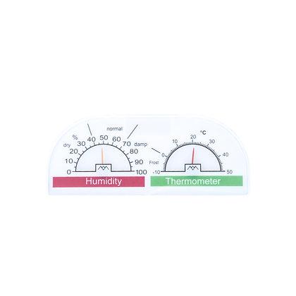 CELSIUS DUO - Termómetro de higrómetro