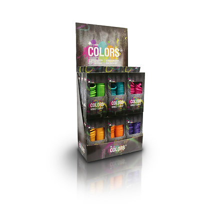 COLORS 15 BOX - Manguera espiral colores