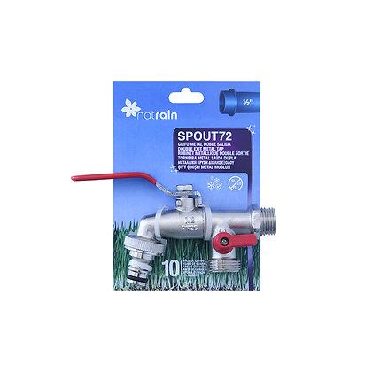 SPOUT72 - Grifo de metal