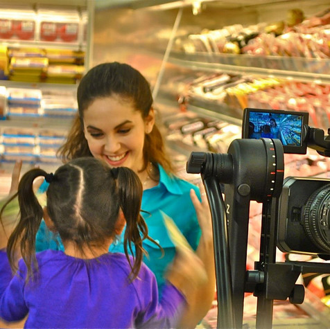 Price Rite Commercial Shoot