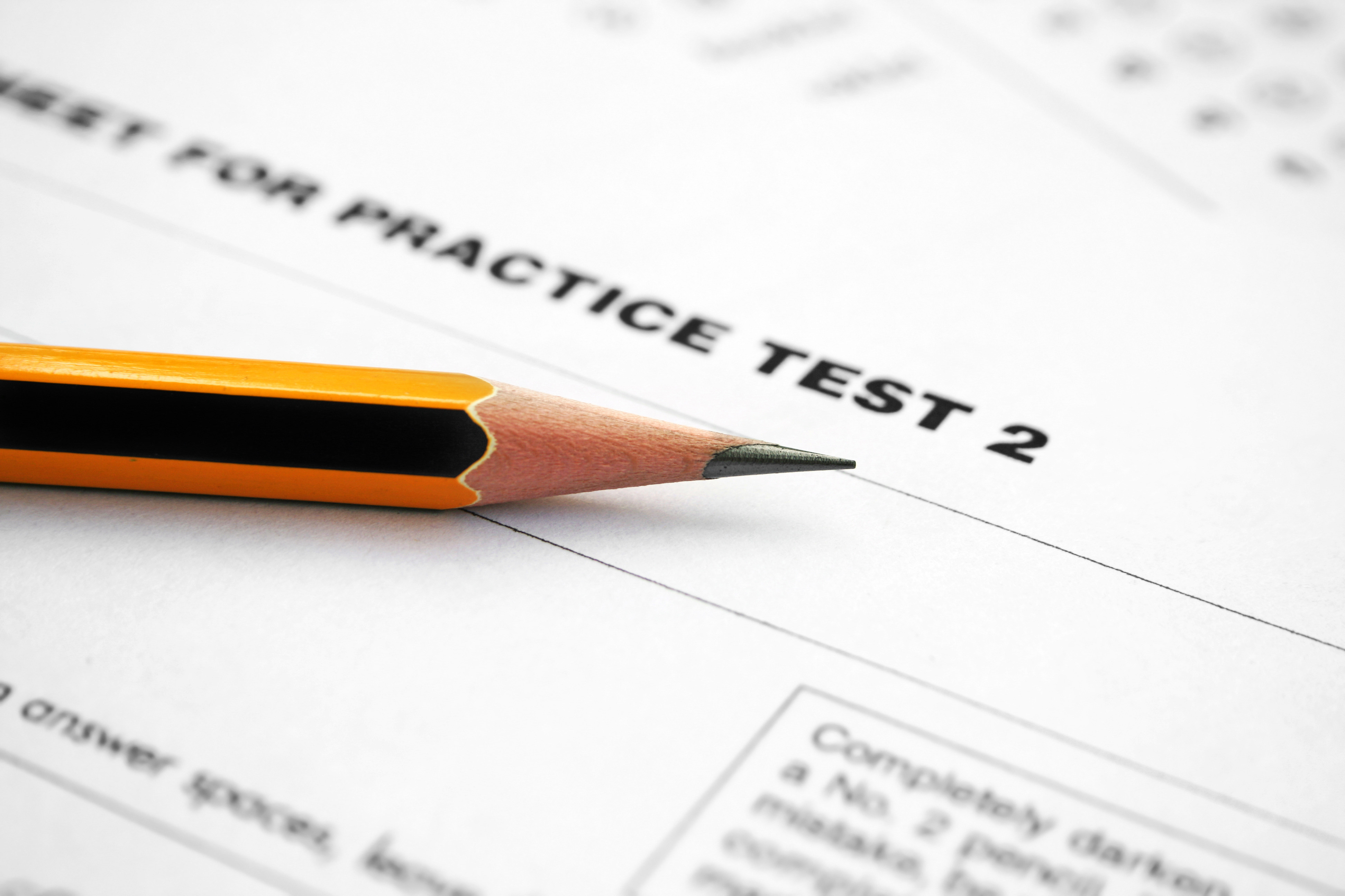 Test Prep (Available Online)