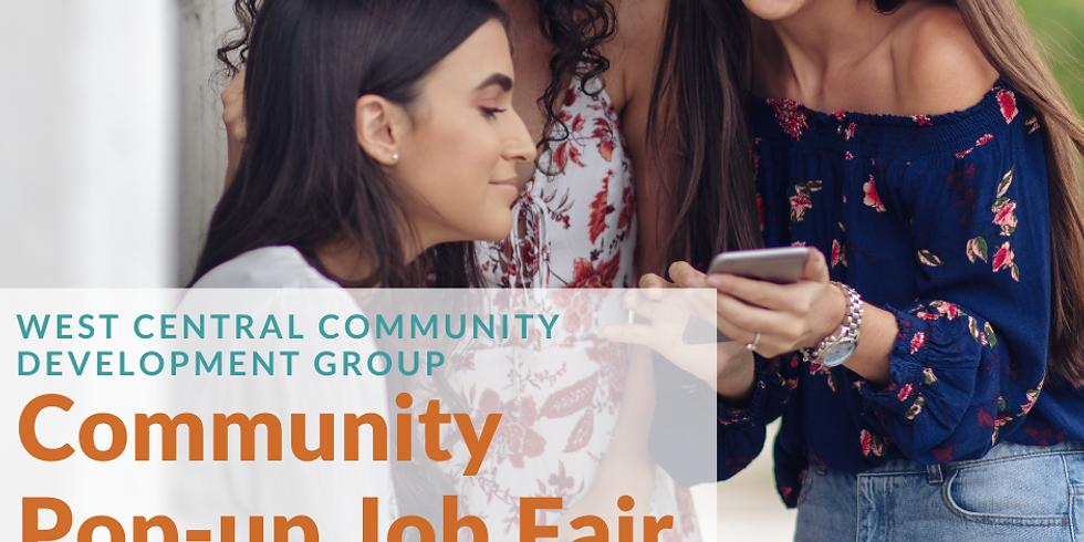 Community Pop-Up Job Fair