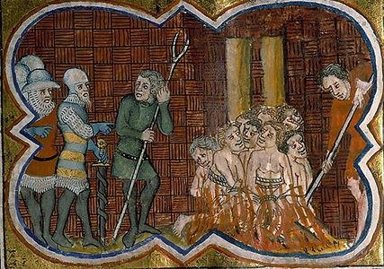 Bucher medieval