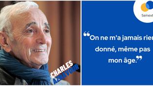 Citation Charles Aznavour