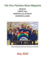 Four Parishes Magazine May 2020