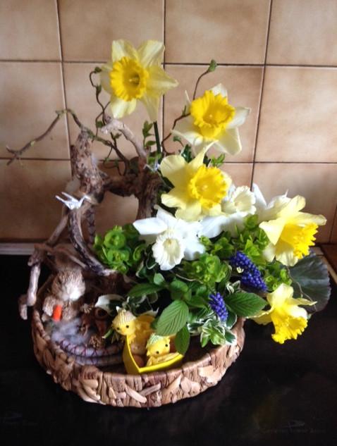 Easter Garden - Joan Creese.JPG