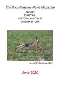 Four Parishes Magazine June 2020