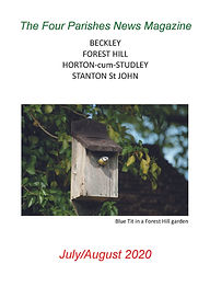 Four Parishes Magazine July 2020