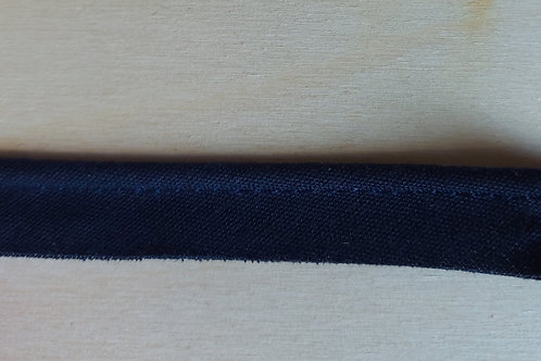 Donkerblauw lint