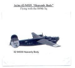 B-24 Heavenly Body